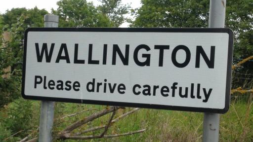 Wallington Village Sign | Adam Jones-Lloyd