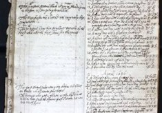 Sir John Wittewronge's weather diaries