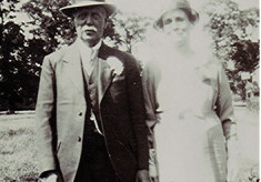 George & Sarah Hucklesby