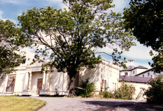 Western House in 1988