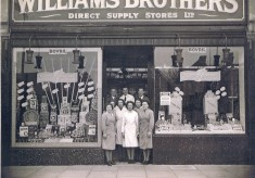 Williams Brothers Stores, High St, Hoddesdon