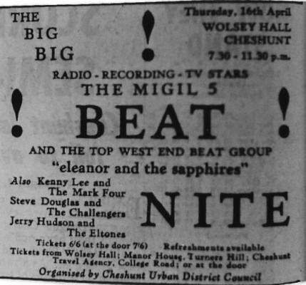The Beat Scene Club