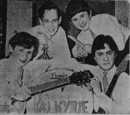 The Valkyrie--Pete Smith,Martin Marriott,Jerry Shirley & Angus Shirley