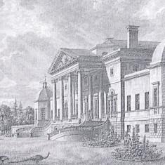 Wrotham Park, c.1800 | Herts Countryside